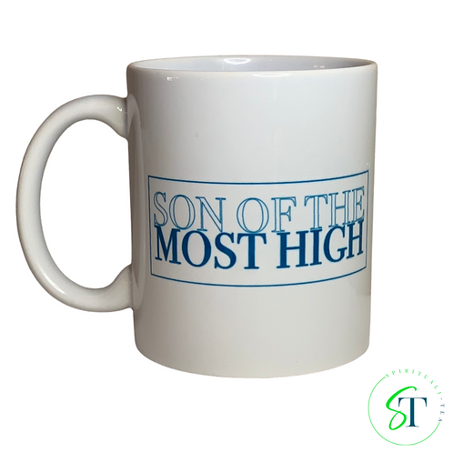 11oz Son of the Most High Mug