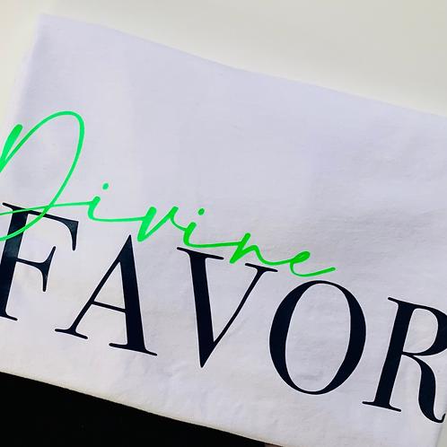 Divine Favor T-Shirt (White)