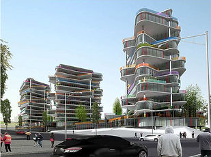 Architecte BIM Paris london brussel