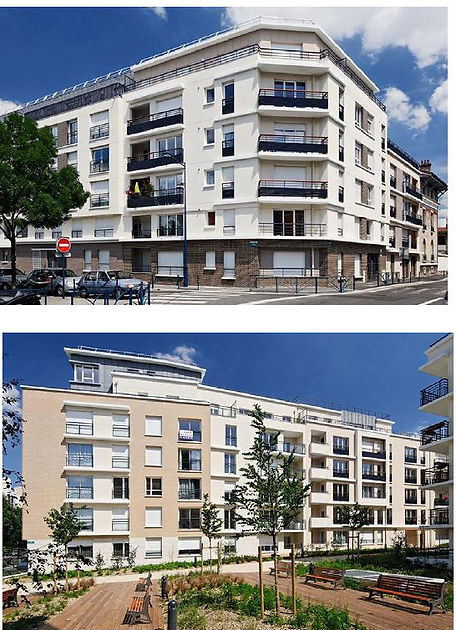 Alfred CHALLOUB Architecte Paris