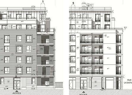 Alfred CHALLOUB Architecte Paris