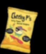 Roasted Chickpea Snacks