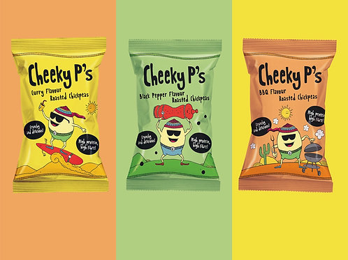 Cheeky P's Party Bundle (12 bags) - Mixed flavours