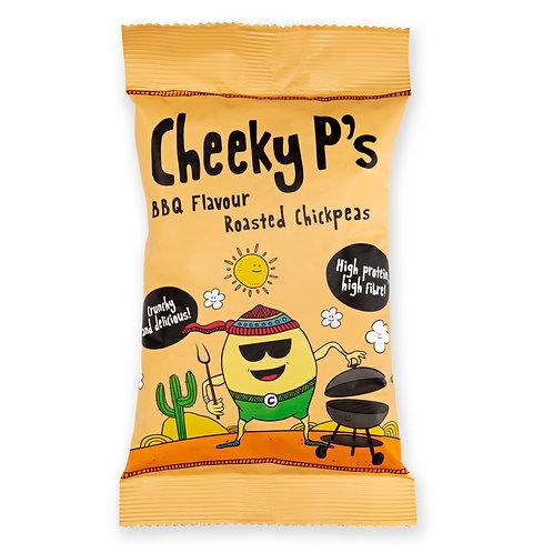 Cheeky P's BBQ Chickpeas (12 bags)