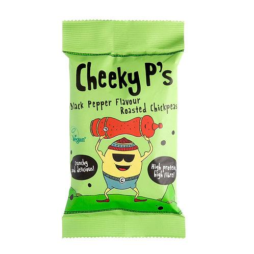 Cheeky P's BBQ Chickpeas (6 bags)