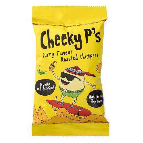 Cheeky P's Curry Chickpeas (12 bags)