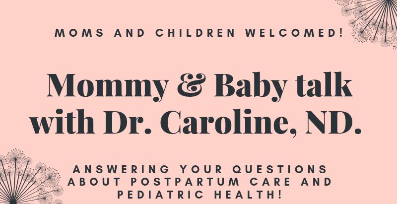 Mommy & Baby Talk!