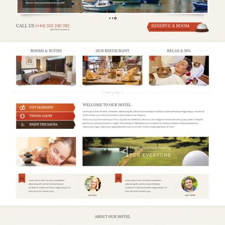 JM Hotel - Hotel & Apartments Directory Joomla Template