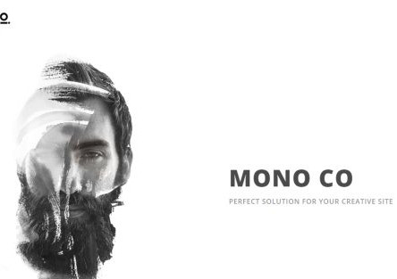 Monoco - Free Bootstrap HTML Template