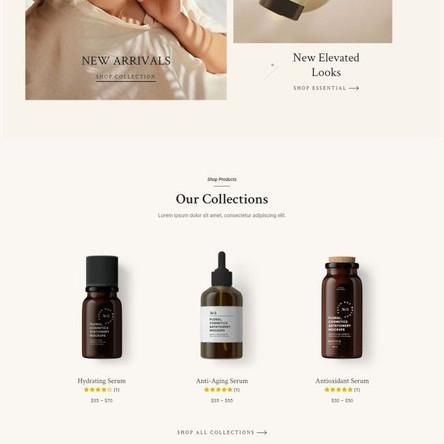Cosma - Beauty and Cosmetics Shop Wordpress
