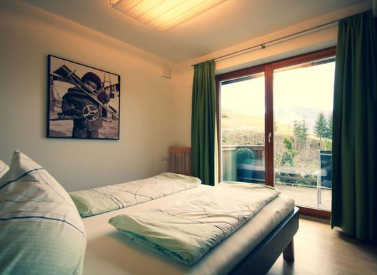 Appartement Ronny Schlafraum