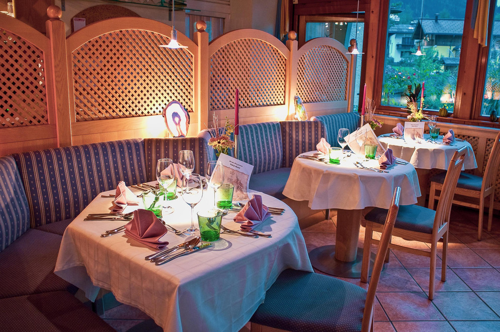 Kia Ora Wagrain Restaurant Ansicht