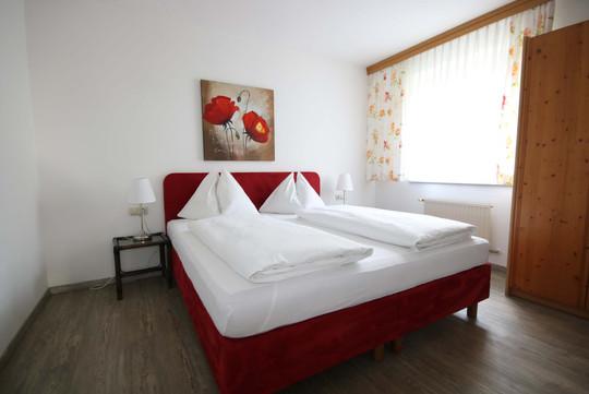 Appartement Anna Schlafzimmer