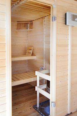 Appartement Nicki Sauna