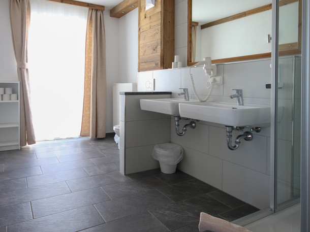 Badezimmer Wagrainer Haus