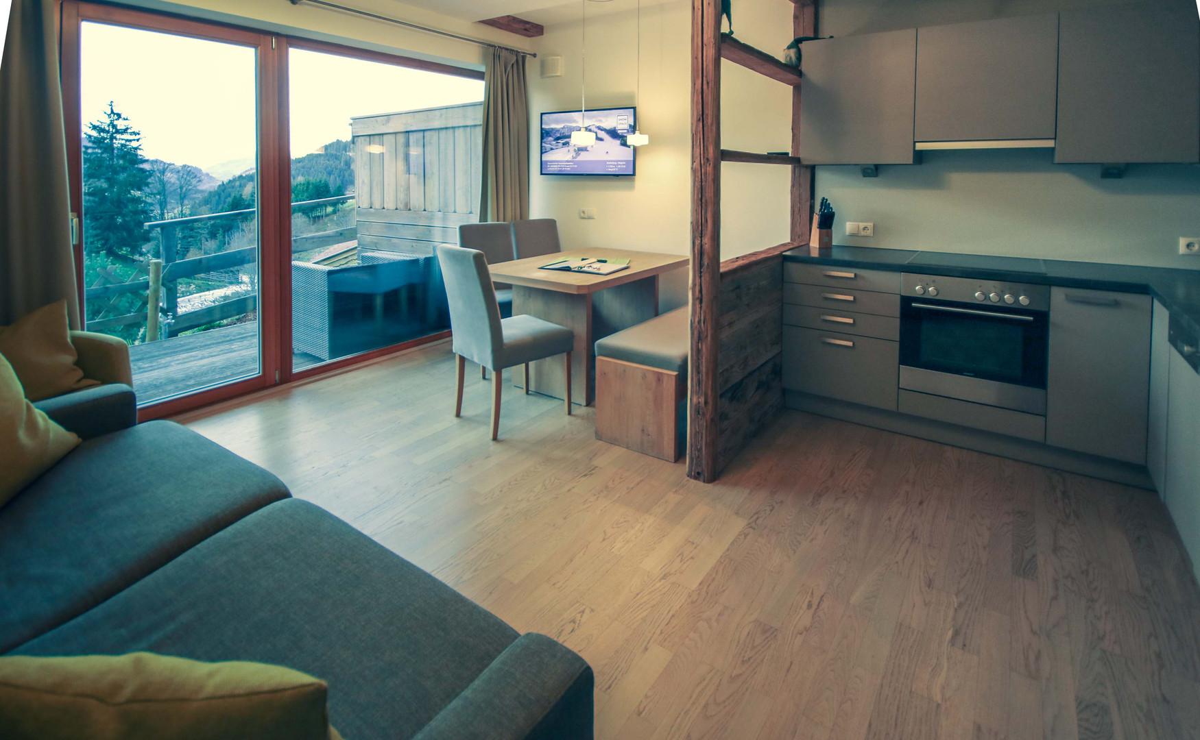 Appartement Ronny Wohnraum