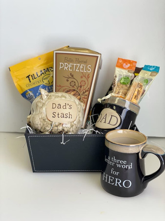 """Father's Day """"Hero"""" Basket 2021"""
