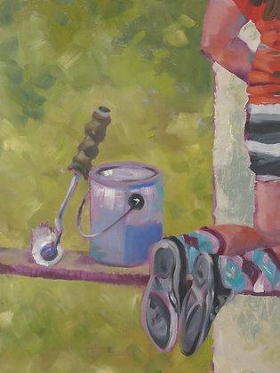 Socked Painter