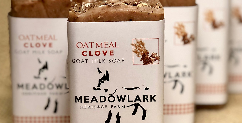 Oatmeal Clove