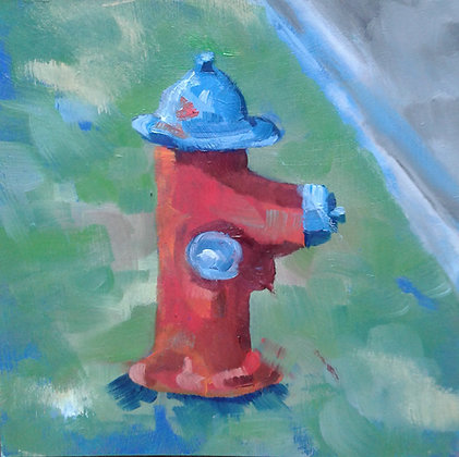 Hillcrest Hydrant 1