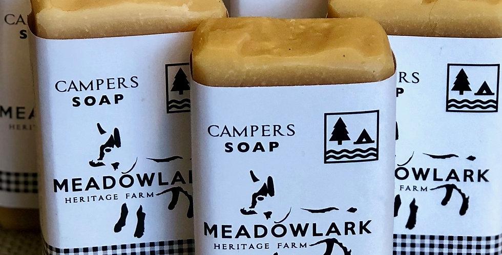 Camper's Soap