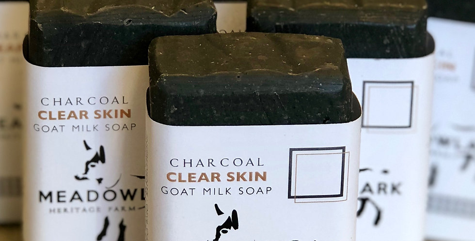 Charcoal Clear Skin