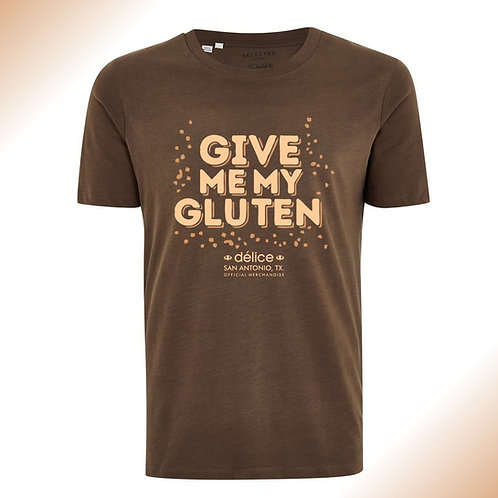 Give Me my GLUTEN!