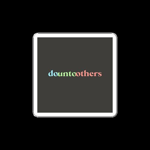 dountoothers sticker