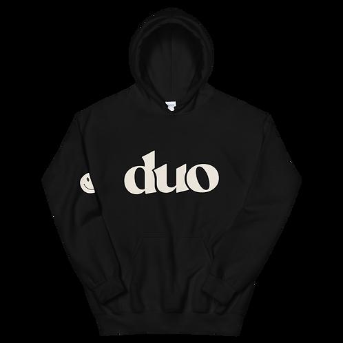 original duo hoodie: tan