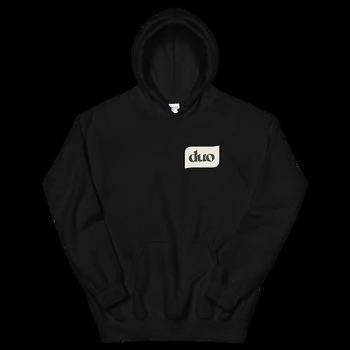 luke 6:31 smiley- dark hoodies