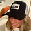 Thumbnail: white duo bubble trucker hat