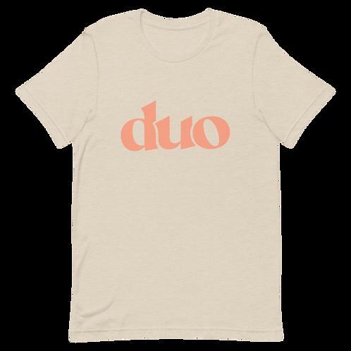 original duo tee: orange