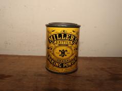 Miller's Baking Powder
