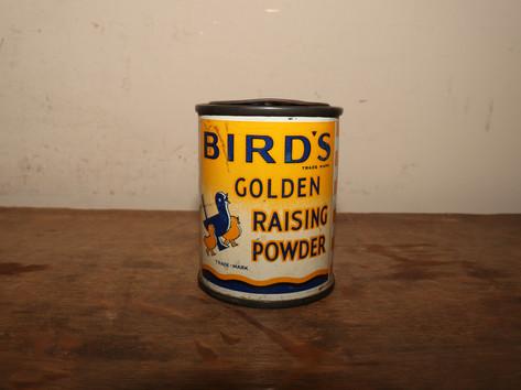 Bird's Golden Raising Powder