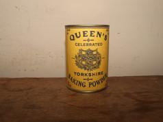 Queen's Baking Powder