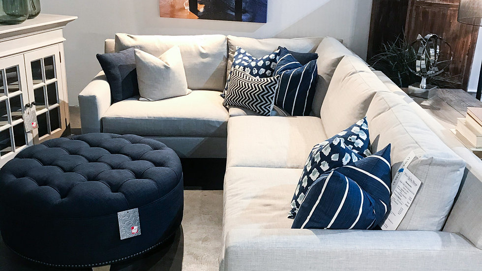 Montecito Sectional -Down