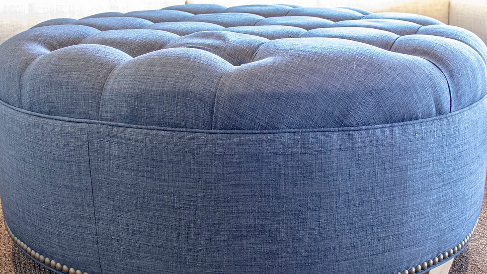 Nicole Ottoman - Fabric