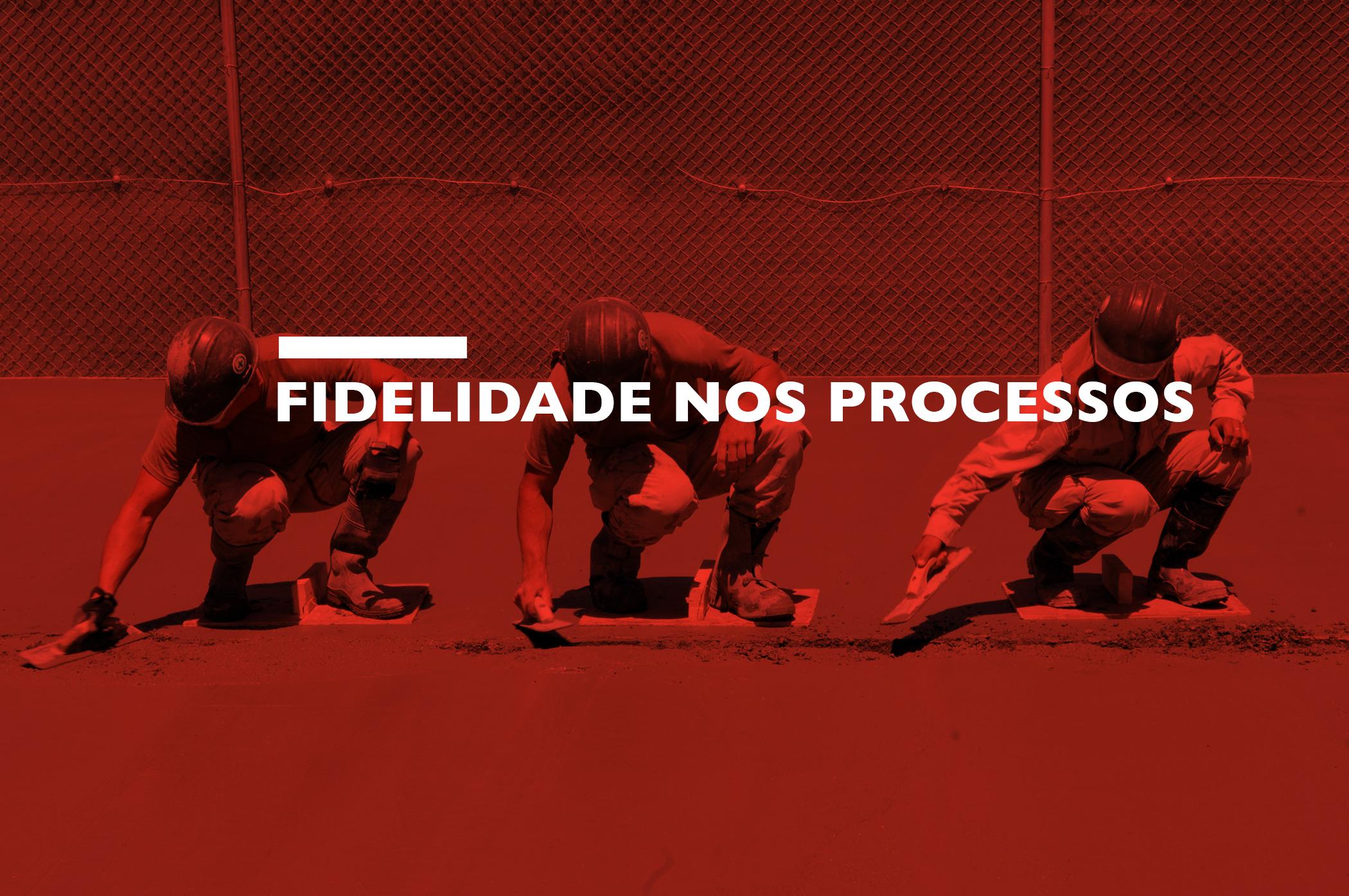 Processos dos projetos