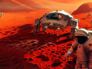 NASA: Racing to Mars