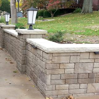 Tandem wall