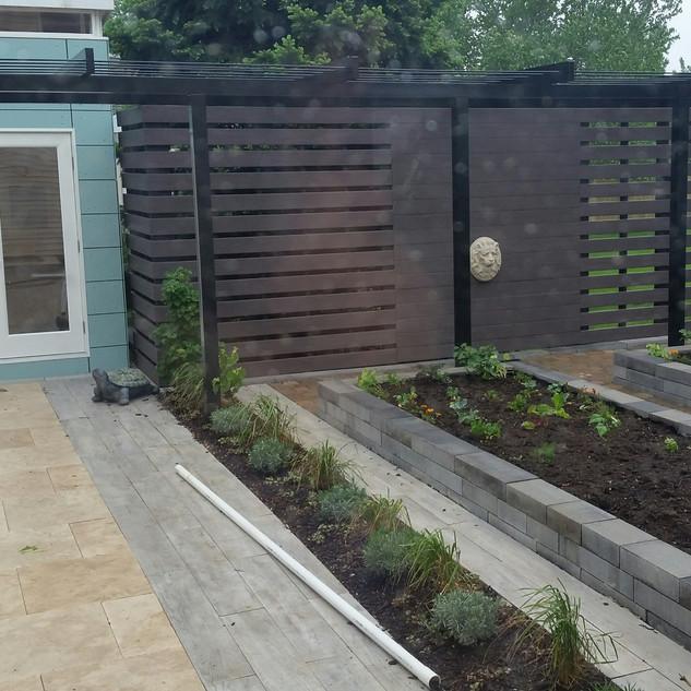 Maximizing small yards