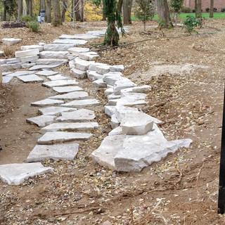 Fondulac stone