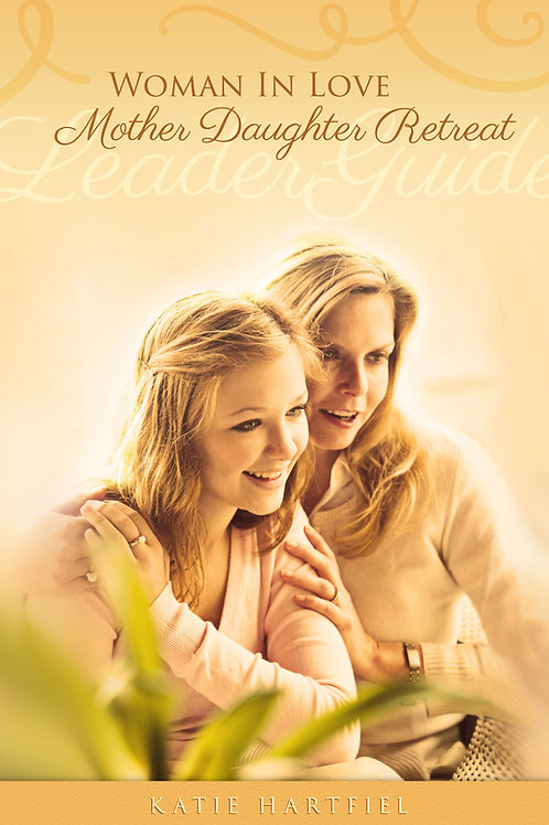 DIY Mother Daughter Purity Retreat- DVDs Only