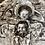 Thumbnail: St  Joseph and Baby Jesus Woodburning