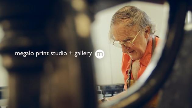 MEGALO PRINT STUDIO + GALLERY