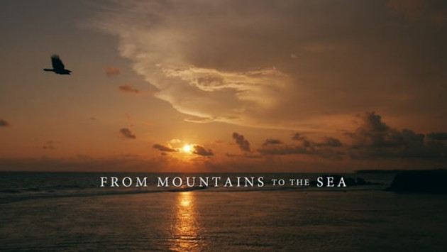 FROM MOUNTAINS TO THE SEA
