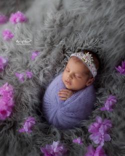 Art of Heart Photography - New Born
