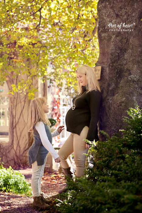 Art of Heart Photography - pregnancy