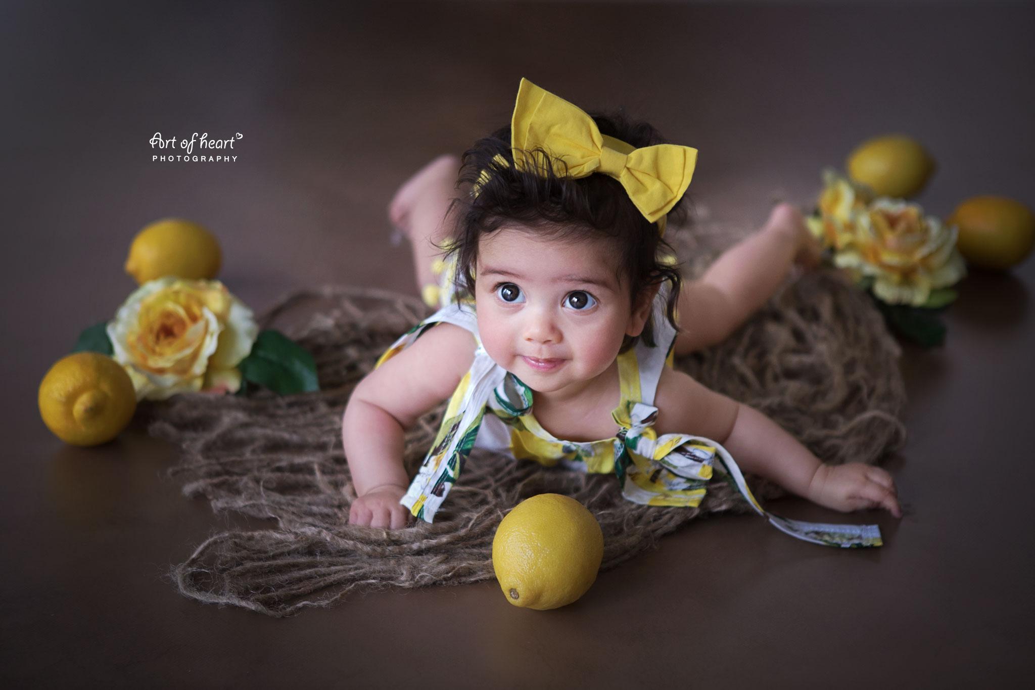 Milestone - Art of Heart Photography