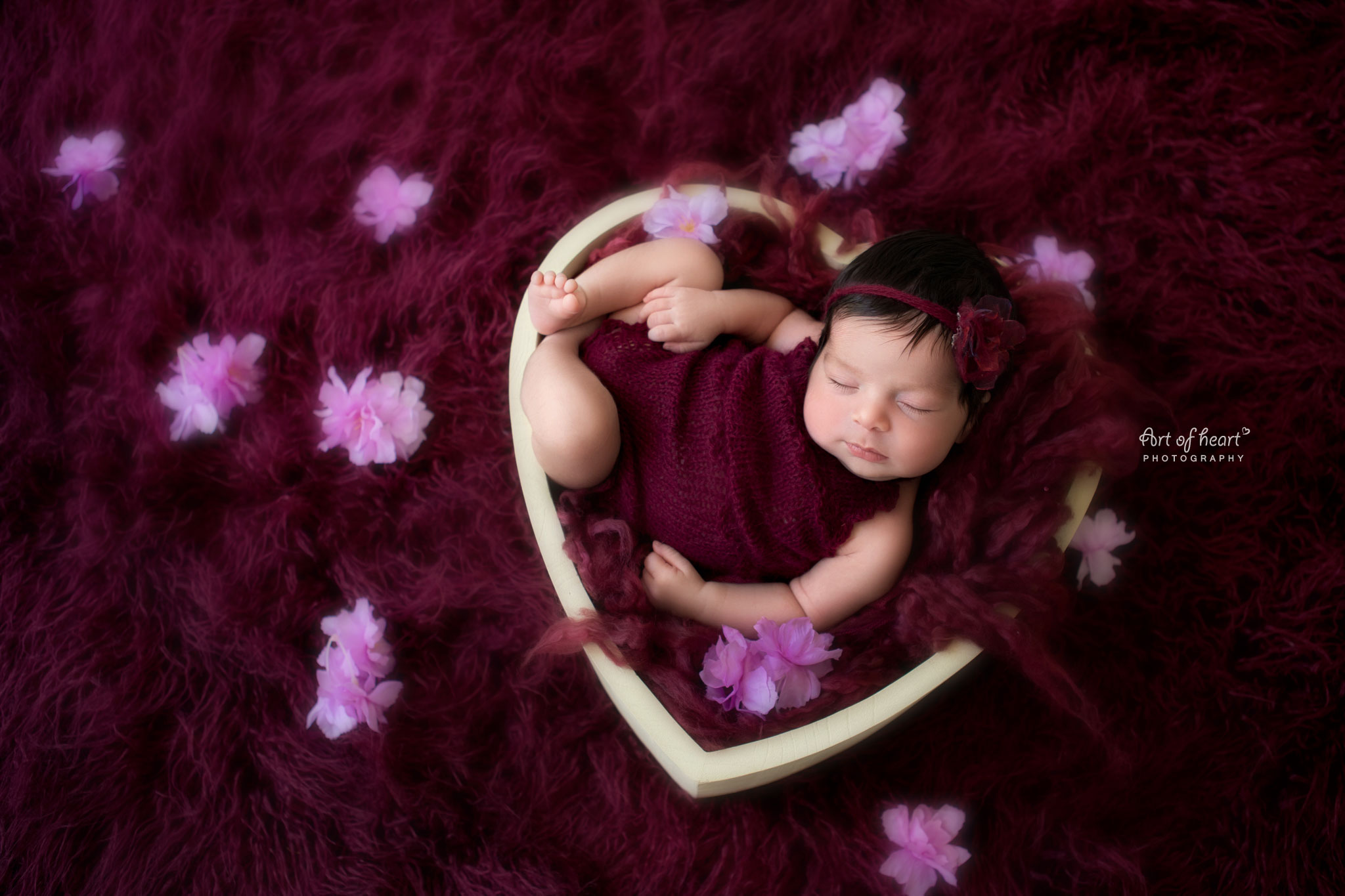 Art of Heart Photography - New Born